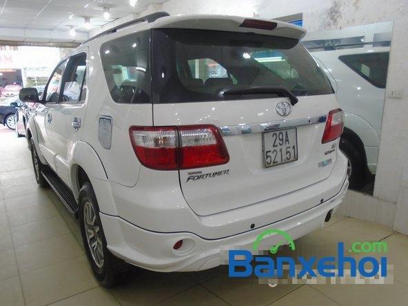 Mình cần bán lại xe Toyota Fortuner Sport đời 2012, màu trắng đã đi 30000 km-3