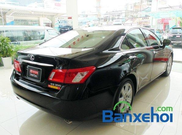 Mình cần bán Lexus ES 350 sản xuất 2006, màu đen đã đi 79952 km-2