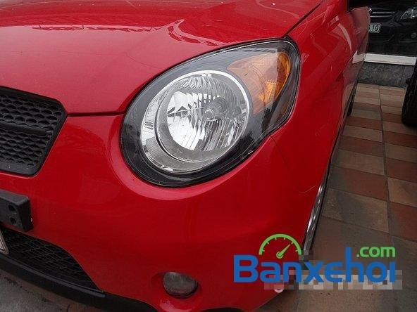 Salon Auto Quốc Toản bán ô tô Kia Morning đời 2010, màu đỏ -2