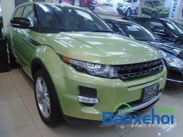 Bán xe LandRover Range Rover Evoque đời 2013 đã đi 7000 km, nhập khẩu-0