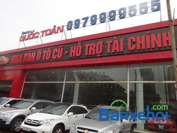 Salon Auto Quốc Toản bán ô tô Kia Morning đời 2010, màu đỏ -11