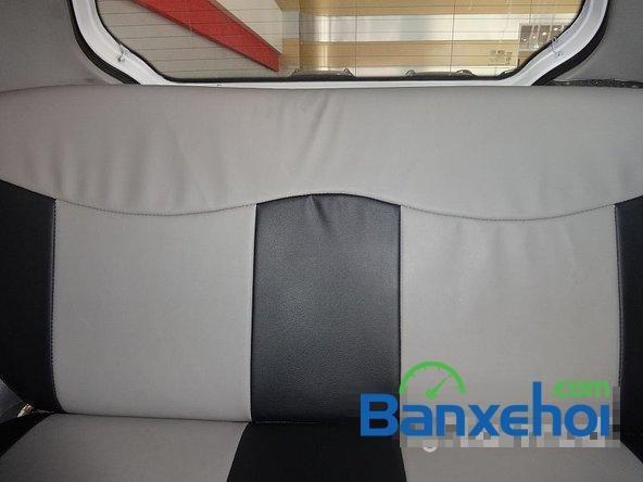 Cần bán Daewoo Matiz đời 2005, màu trắng-10