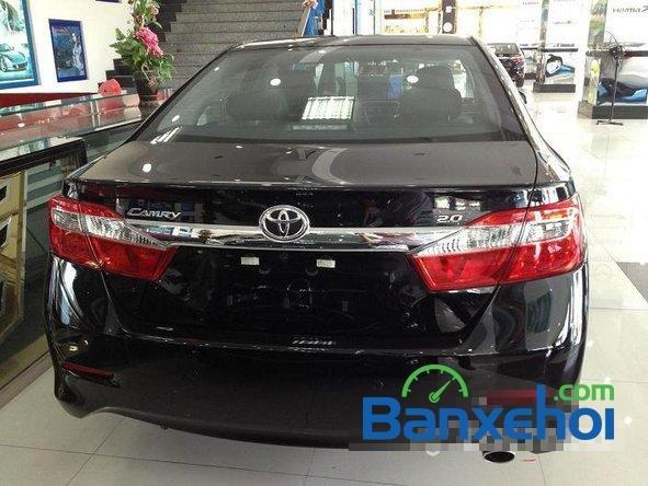 Mình cần bán Toyota Camry 2.0 đời 2014, màu đen-3