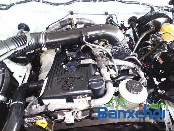 Xe Toyota Fortuner Sport 2012 cũ màu trắng đang được bán với giá 940000000 vnd-5