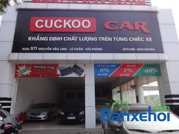Cuckoo Car bán Daewoo Lacetti EX đời 2009, màu đen, giá 330tr-8