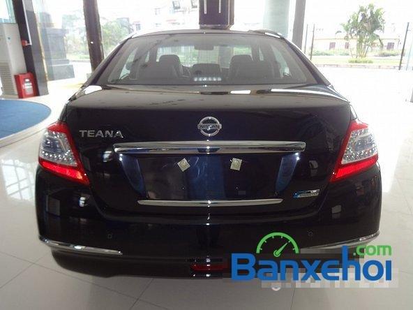 Xe Nissan Teana 2014 mới màu đen đang được bán-4