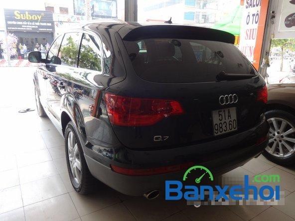 Salon Siu Hùng - CN Lê Trọng Tấn cần bán lại xe Audi Q7 đời 2006, màu đen đã đi 58000 km-3