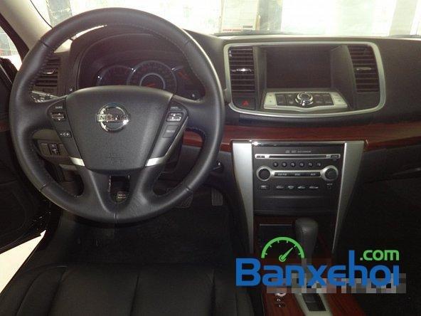 Xe Nissan Teana 2014 mới màu đen đang được bán-6