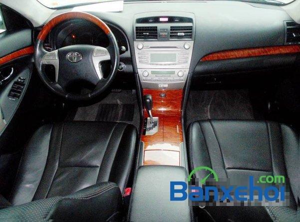 Bán ô tô Toyota Camry 3.5Q đời 2008 đã đi 80522 km, 855tr, LH Toyota Used Cars Đông Sài Gòn-4