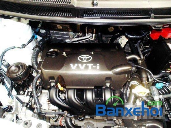 Xe Toyota Yaris 1.3 2008 cũ màu trắng đang được bán với giá 505000000 vnd-6
