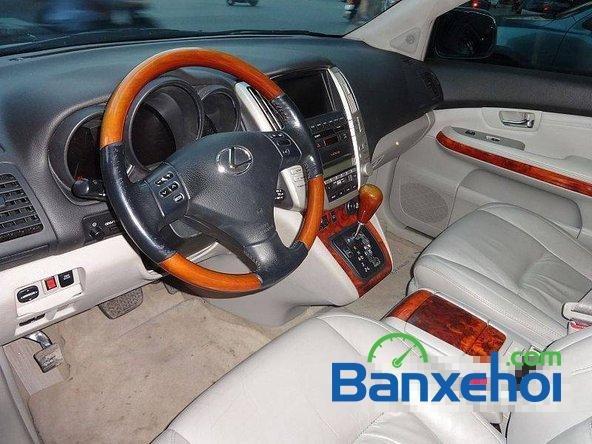 Xe Lexus RX 350 2006 cũ màu bạc đang được bán với giá 1280000000vnd-6