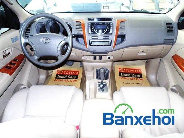 Xe Toyota Fortuner Sport 2012 cũ màu trắng đang được bán với giá 940000000 vnd-3