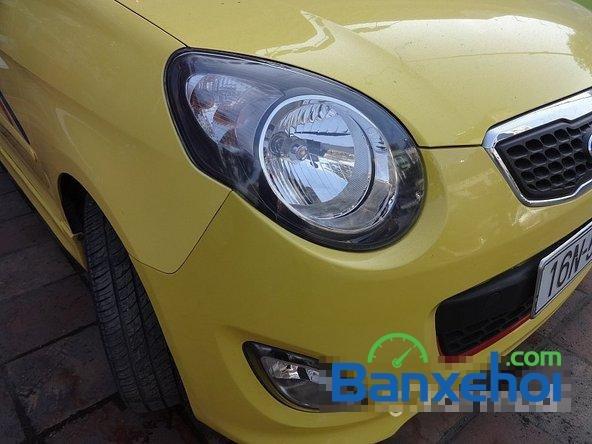 Salon Auto Quốc Toản bán Kia Morning đời 2010, màu vàng-2