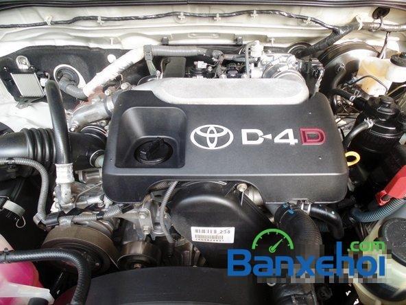 Cần bán xe Toyota Hilux 2.5E 2012 đã đi 81800 km-6