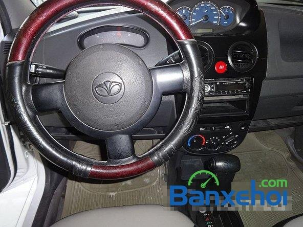 Cần bán Daewoo Matiz đời 2005, màu trắng-7