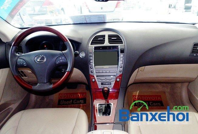 Mình cần bán Lexus ES 350 sản xuất 2006, màu đen đã đi 79952 km-4