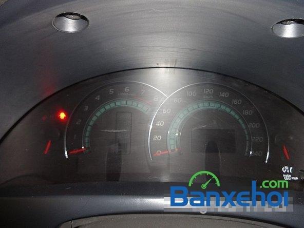 Xe Toyota Camry 2.4G 2008 cũ màu đen đang được bán với giá 820000000 vnd-7