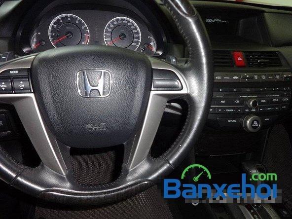 Cần bán xe Honda Accord đời 2011, màu trắng, LH chợ ô tô Lâm Hùng-6