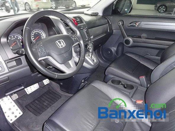 Bán ô tô Honda CR V sản xuất 2010, màu đen, 900 triệu-5