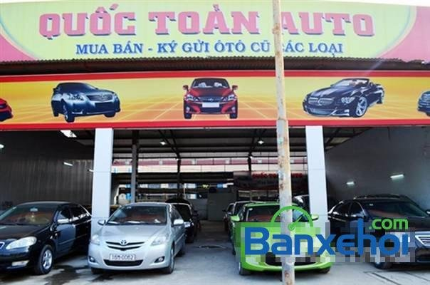 Salon Auto Quốc Toản bán Daewoo Gentra SX sản xuất 2009, màu đen-12
