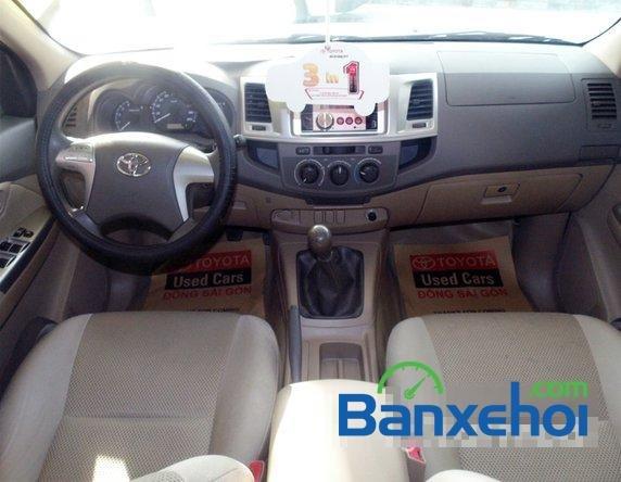 Cần bán xe Toyota Hilux 2.5E 2012 đã đi 81800 km-3
