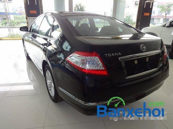 Xe Nissan Teana 2014 mới màu đen đang được bán-3