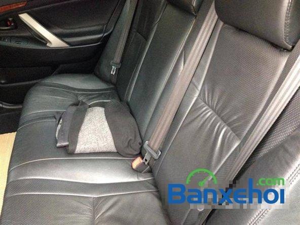 Xe Toyota Camry 2.0E 2011 cũ màu đen đang được bán-6
