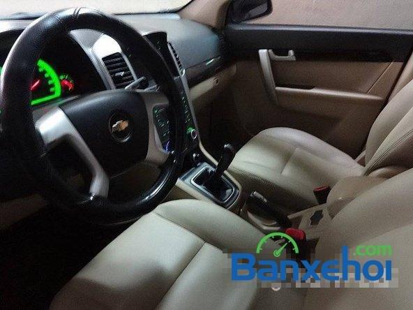 Xe Chevrolet Captiv2008 cũ màu đen đang được bán với giá 400000000 vnd-5