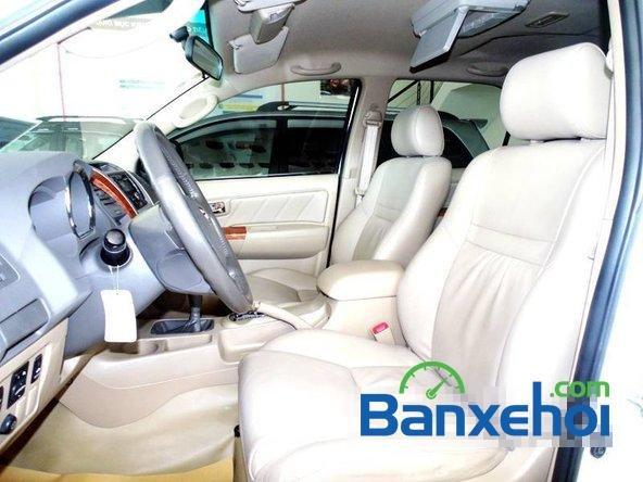 Xe Toyota Fortuner Sport 2012 cũ màu trắng đang được bán với giá 940000000 vnd-2