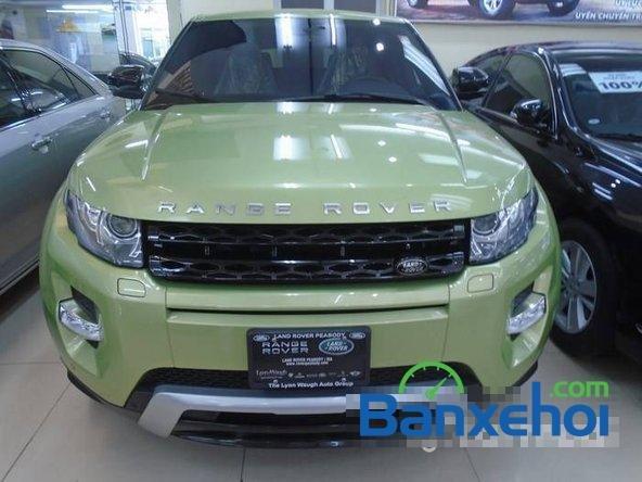 Bán xe LandRover Range Rover Evoque đời 2013 đã đi 7000 km, nhập khẩu-1