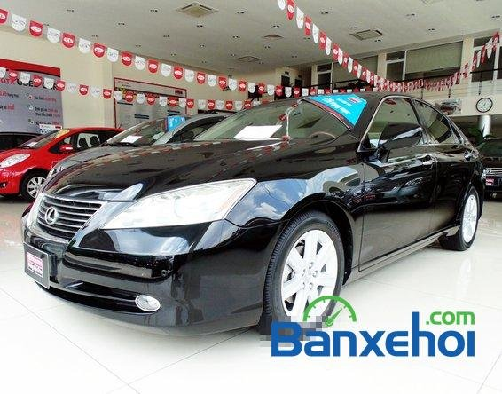 Mình cần bán Lexus ES 350 sản xuất 2006, màu đen đã đi 79952 km-0