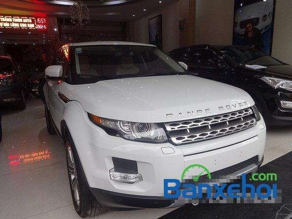 Bán ô tô LandRover Range Rover Evoque sản xuất 2012, màu trắng nhanh tay liên hệ-1