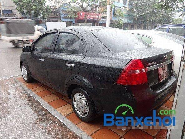 Salon Auto Quốc Toản bán Daewoo Gentra SX sản xuất 2009, màu đen-3