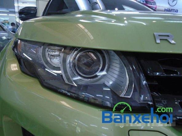 Bán xe LandRover Range Rover Evoque đời 2013 đã đi 7000 km, nhập khẩu-2