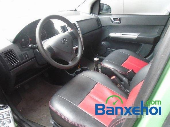 Auto 152 cần bán gấp Hyundai Getz đời 2009 đã đi 50000 km -4