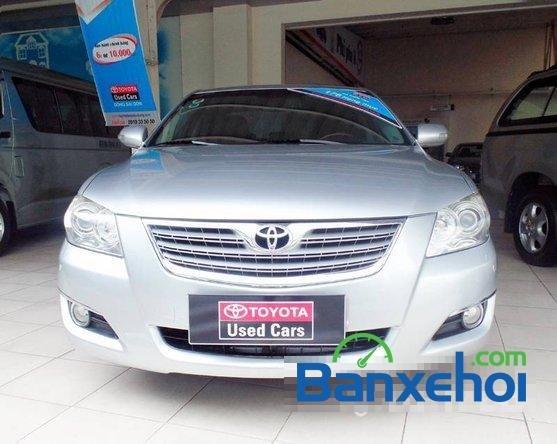 Bán ô tô Toyota Camry 3.5Q đời 2008 đã đi 80522 km, 855tr, LH Toyota Used Cars Đông Sài Gòn-1