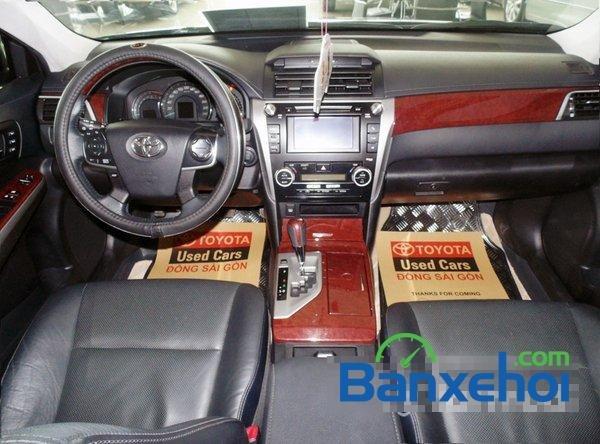 Cần bán lại xe Toyota Camry 2.5 Q đời 2013 đã đi 26850 km nhanh tay liên hệ-4