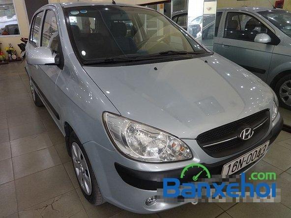 Bán Hyundai Getz đời 2009 giá 300tr-0