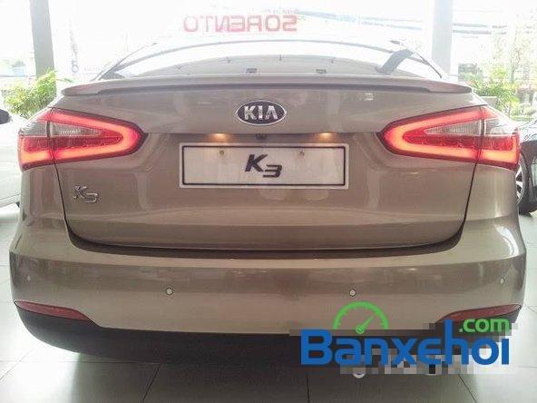 Xe Kia K3 mới màu vàng đang được bán với giá 678000000 VNĐ-5