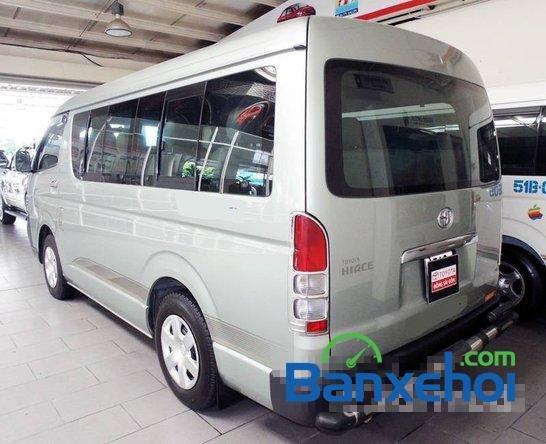 Cần bán lại xe Toyota Hiace đời 2009, 615 triệu-2