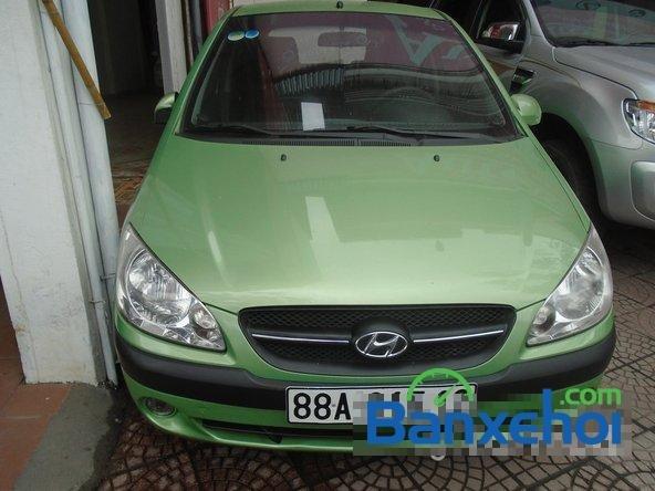 Auto 152 cần bán gấp Hyundai Getz đời 2009 đã đi 50000 km -1