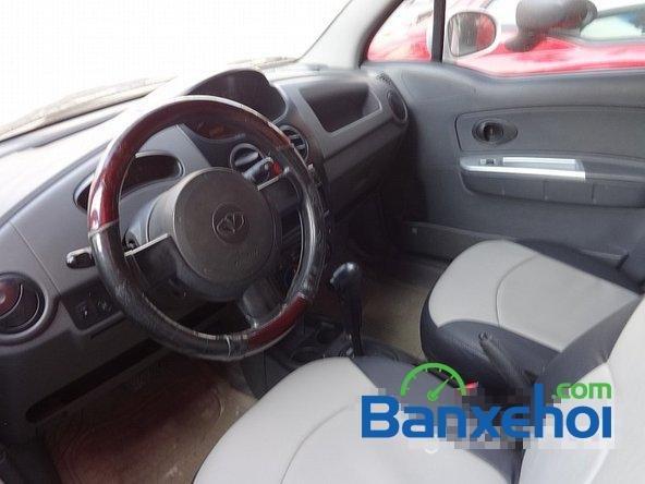 Salon Auto Quốc Toản cần bán Daewoo Matiz Van đời 2005, màu trắng, xe đẹp-5