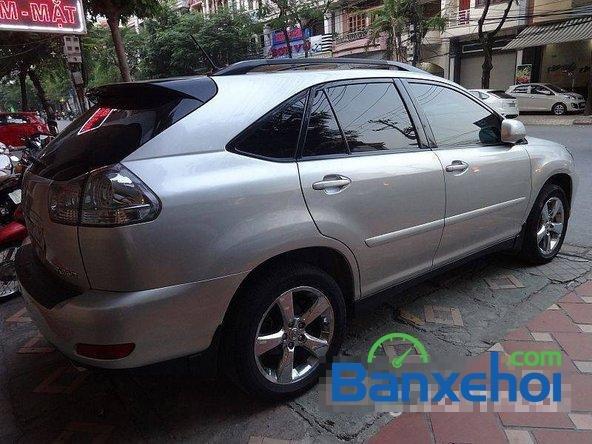 Xe Lexus RX 350 2006 cũ màu bạc đang được bán với giá 1280000000vnd-4
