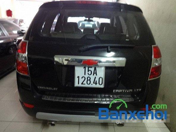 Xe Chevrolet Captiv2008 cũ màu đen đang được bán với giá 400000000 vnd-3