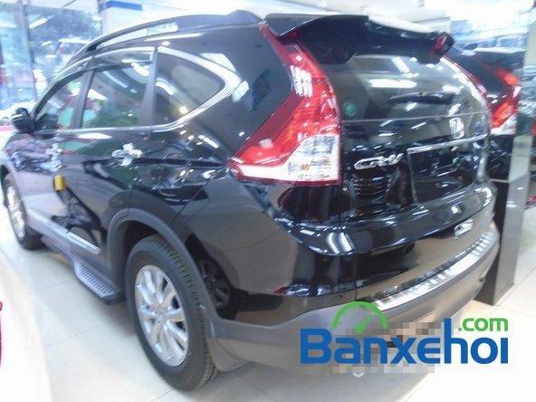 Cần bán xe Honda CR V đời 2014, màu đen, nhập khẩu-3