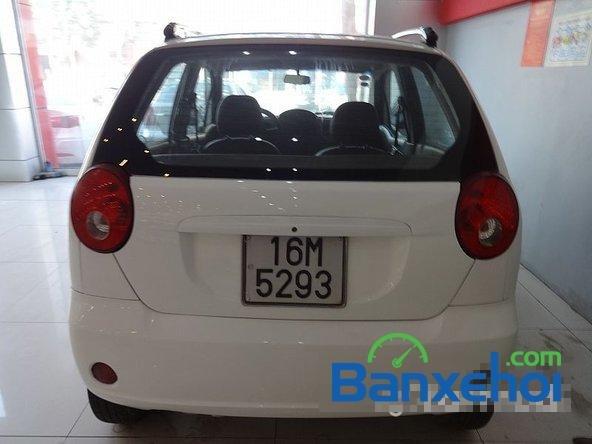 Cần bán Daewoo Matiz đời 2005, màu trắng-4