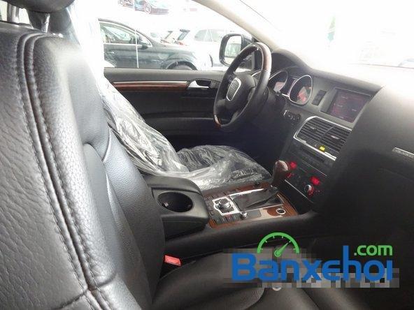 Salon Siu Hùng - CN Lê Trọng Tấn cần bán lại xe Audi Q7 đời 2006, màu đen đã đi 58000 km-5