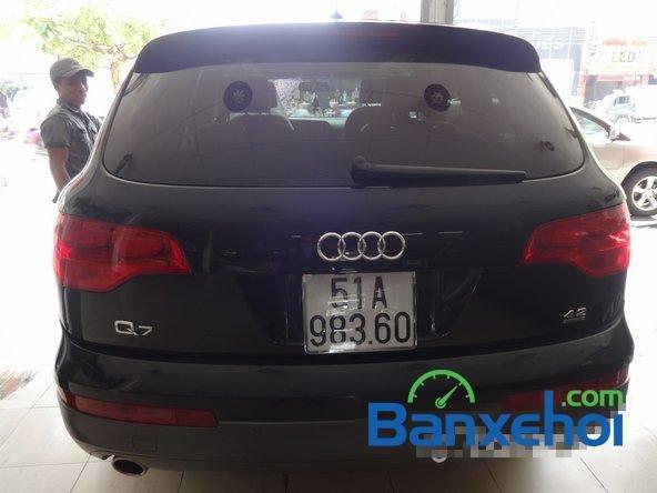 Salon Siu Hùng - CN Lê Trọng Tấn cần bán lại xe Audi Q7 đời 2006, màu đen đã đi 58000 km-4