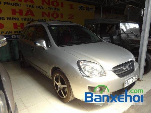 Chợ ô tô Hà Nội - TPHCM Bán ô tô Kia Carens đời 2010 đã đi 66000 km-0