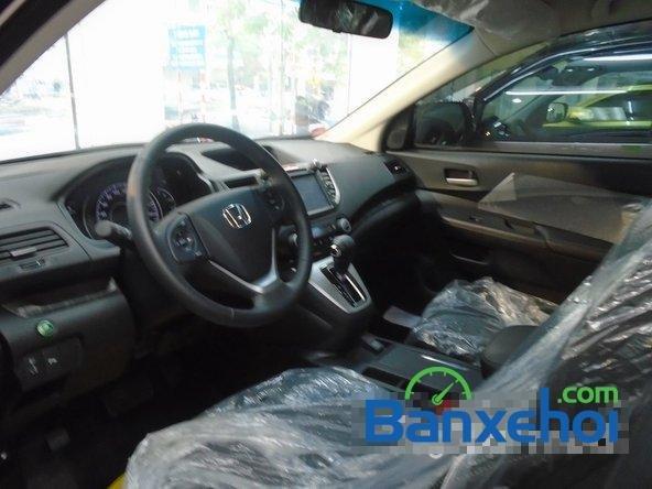 Cần bán xe Honda CR V đời 2014, màu đen, nhập khẩu-5